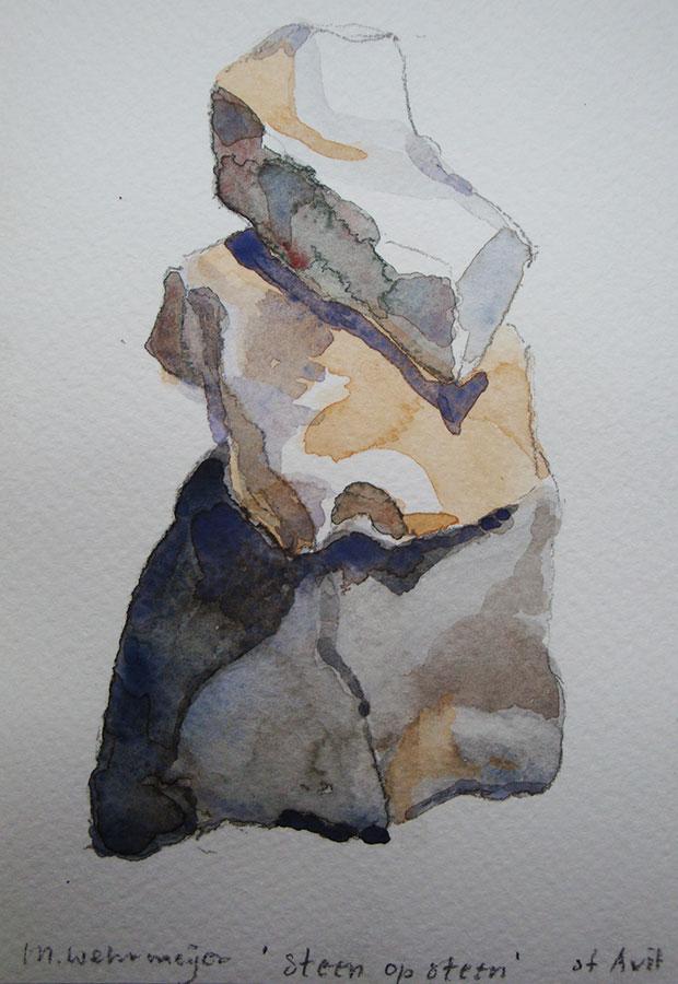 steen op steen